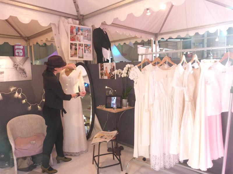 Celine Fourmaintraux Couture - Salon du Mariage