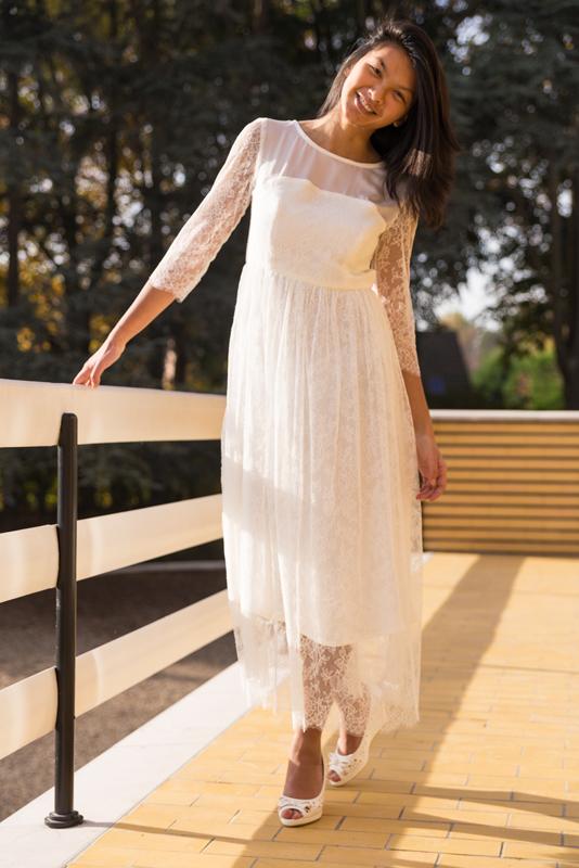 Celine Fourmaintraux Création Robe de Mariée