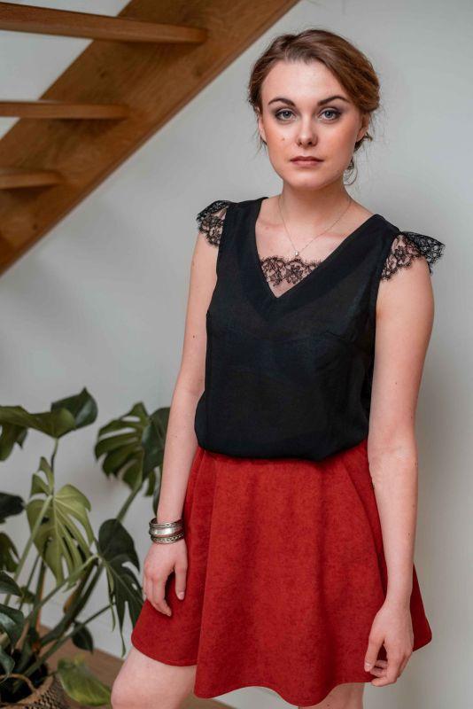 Celine Fourmaintraux Creations robes de soirees